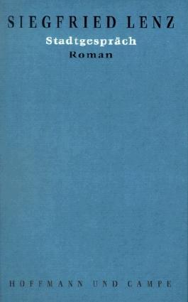 Werkausgabe in Einzelbänden / Stadtgespräch