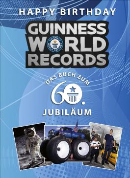 Happy Birthday GUINNESS WORLD RECORDS