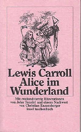 Alice im Wunderland.