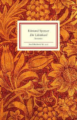 Die Lilienhand - Sämtliche Sonette (Insel-Bücherei)