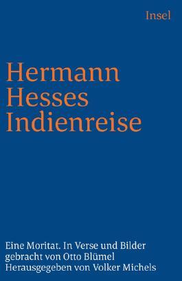 Hermann Hesses Indienreise
