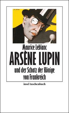 Arsène Lupin und der Schatz der Könige von Frankreich
