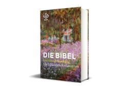 Die Bibel mit Umschlagmotiv Irisbeet und Redensarten: Gesamtausgabe. Revidierte Einheitsübersetzung 2017
