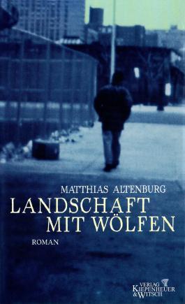 Landschaftt mit Wölfen