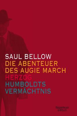 Die Abenteuer des Augie March – Herzog - Humboldts Vermächtnis