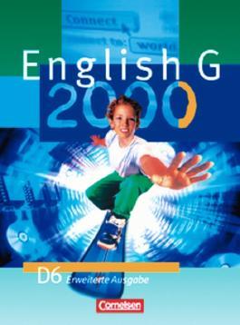 English G 2000. Erweiterte Ausgabe D / Band 6: 10. Schuljahr - Schülerbuch