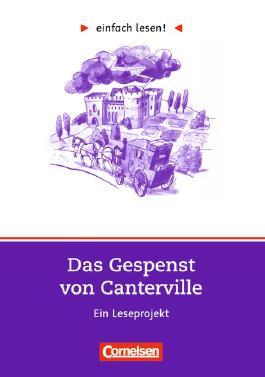 einfach lesen! - Für Lesefortgeschrittene / Niveau 2 - Das Gespenst von Canterville