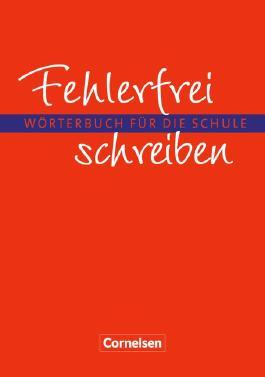 Fehlerfrei schreiben / Wörterbuch