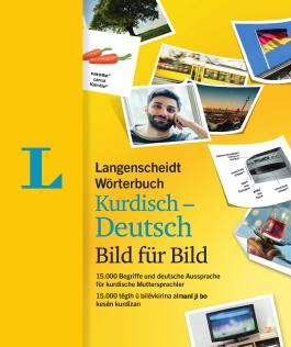 Langenscheidt Wörterbuch Kurdisch-Deutsch Bild für Bild - Bildwörterbuch