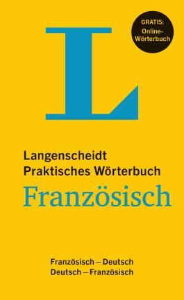 Langenscheidt Praktisches Wörterbuch Französisch - Buch mit Online-Anbindung