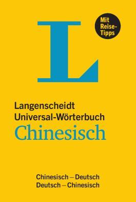 Langenscheidt Universal-Wörterbuch Chinesisch - mit Reisetipps
