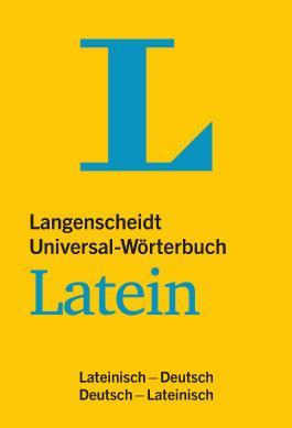 Langenscheidt Universal-Wörterbuch Latein