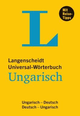 Langenscheidt Universal-Wörterbuch