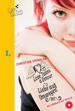 Love Takes a Detour - Liebe auf Umwegen - Buch mit Hörbuch (MP3-CD)