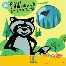 Paul Waschbär hat Beerenhunger
