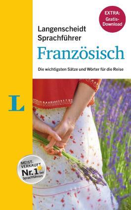 """Langenscheidt Sprachführer Französisch - Buch inklusive E-Book zum Thema """"Essen & Trinken"""""""