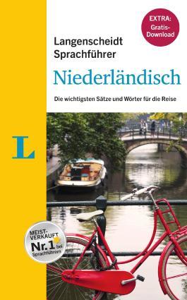 """Langenscheidt Sprachführer Niederländisch - Buch inklusive E-Book zum Thema """"Essen & Trinken"""""""