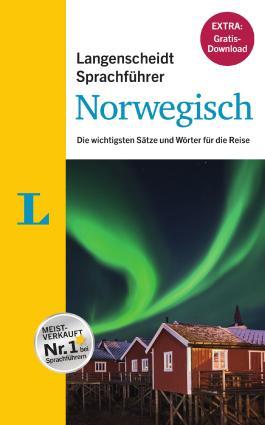 """Langenscheidt Sprachführer Norwegisch - Buch inklusive E-Book zum Thema """"Essen & Trinken"""""""
