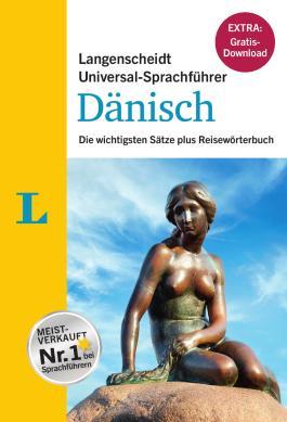 """Langenscheidt Universal-Sprachführer Dänisch - mit Extra-Kapitel """"Essen & Trinken"""""""