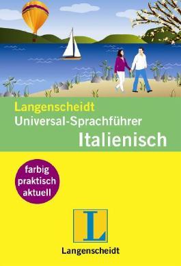 Langenscheidt Universal-Sprachführer Italienisch