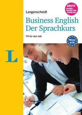 Langenscheidt - Der Sprachkurs Business English - Set mit 3 Bücher und 6 Audio-CDs