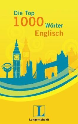 Langenscheidt Die Top 1000 Wörter Englisch