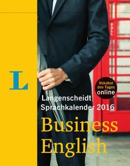 Langenscheidt Sprachkalender 2016 Business English