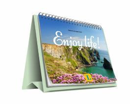 Enjoy life! - Langenscheidt Aufstellbuch