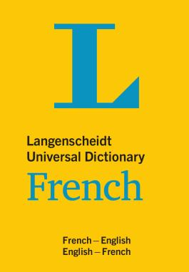 Langenscheidt Universal Dictionary French