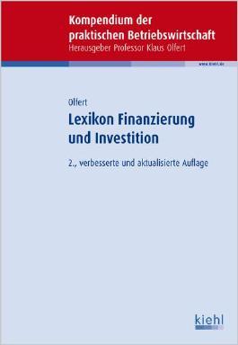 Lexikon Finanzierung und Investition