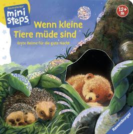 ministeps® Bücher: Wenn kleine Tiere müde sind