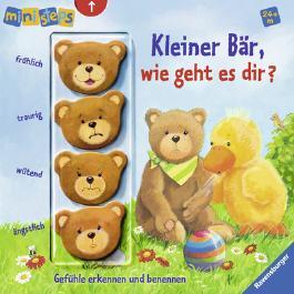 Kleiner Bär, wie geht es dir?