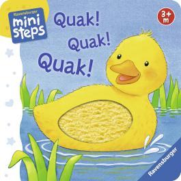 Quak! Quak! Quak!