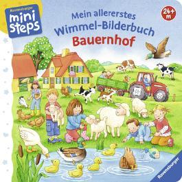 Mein allererstes Wimmel-Bilderbuch: Bauernhof