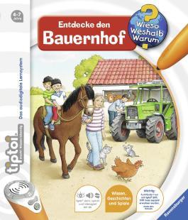 tiptoi® Entdecke den Bauernhof