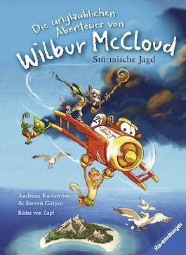 Die unglaublichen Abenteuer von Wilbur McCloud: Stürmische Jagd