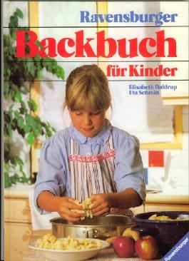 Ravensburger Backbuch für Kinder