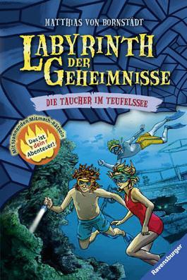 Labyrinth der Geheimnisse - Taucher im Teufelssee
