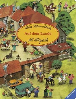 Mein Wimmelbuch: Auf dem Lande