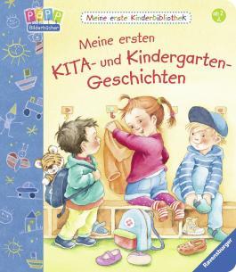 Meine ersten KITA- und Kindergarten-Geschichten