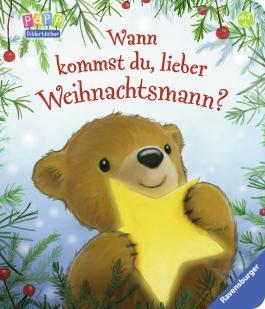 Wann kommst du, lieber Weihnachtsmann?