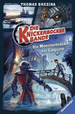 Die Knickerbocker-Bande, Band 9: Die Monstermaske der Lagune