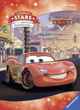 Leselernstars Wir lesen gemeinsam Geschichten: Disney Cars Ein großer Gewinner