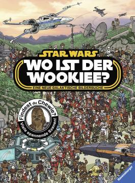 Star Wars™ Wo ist der Wookiee 2
