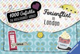 1000 Gefühle, Band 8: Ferienflirt in London