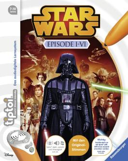 tiptoi® Star Wars™ Episode I-VI