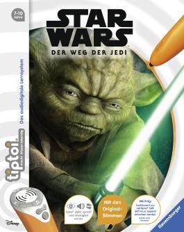 tiptoi® Star Wars™ Der Weg der Jedi