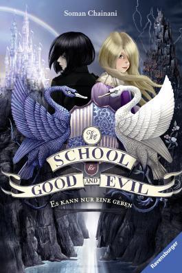 The School for Good and Evil - Es kann nur eine geben