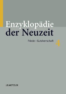Enzyklopädie der Neuzeit