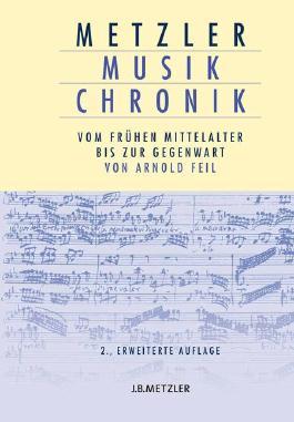 Metzler Musik Chronik